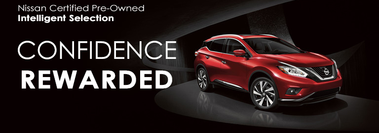 Nissan Certified Pre-Owned program at Cobourg Nissan.