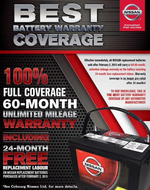 Best Battery Warranty Coverage