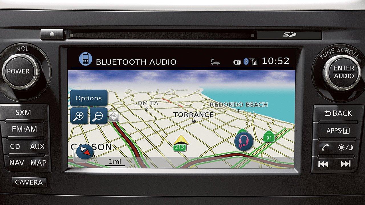 Nissan-Navigation-System