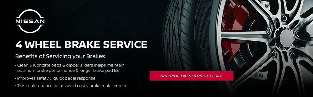 Wheel-brake-service